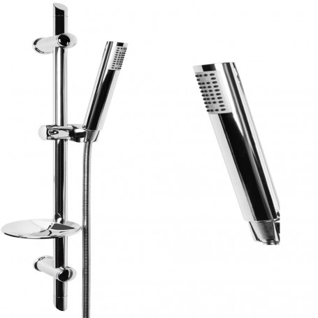 Auction Sliding Shower 008 Complete shower microphone H 80 CM