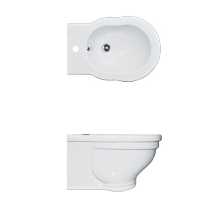 Bidet Sospeso Bianco Althea Royal